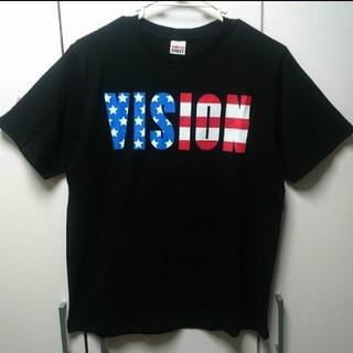 グルービジョンズ(groovisions)のビジョン Tシャツ  新品未使用(Tシャツ/カットソー(半袖/袖なし))