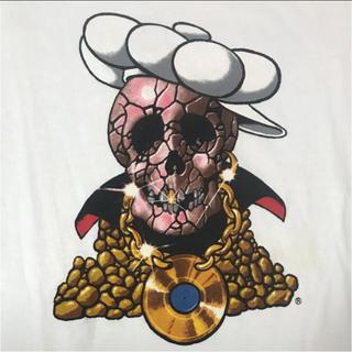 シュプリーム(Supreme)のSupreme newyork skull ultimatebreakbeats(Tシャツ/カットソー(半袖/袖なし))