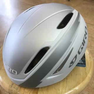 JCF公認GIRO エアーアタック サイクルヘルメット Lサイズ 59~63cm(ウエア)