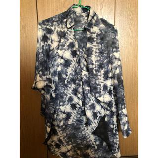 オーガスト(AUGUST)のvintage shirt(シャツ/ブラウス(長袖/七分))