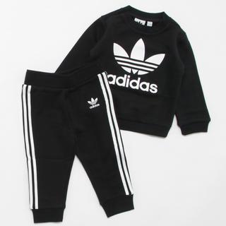 アディダス(adidas)のアディダス キッズ 100 セットアップ 新品(ジャケット/上着)