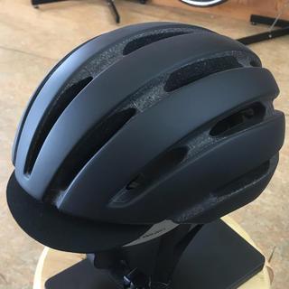 取外し可能バイザー付きサイクルヘルメット『GIROアスペクト』 L59~63cm(ウエア)