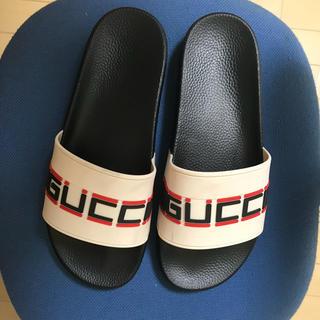 グッチ(Gucci)のGUCCI サンダル (サンダル)