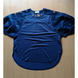 カワイイ(cawaii)のあき様専用 cawaii 袖レースカットソー(カットソー(半袖/袖なし))