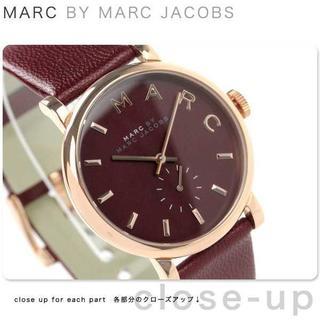 マークバイマークジェイコブス(MARC BY MARC JACOBS)のマークジェイコブス MBM1267 腕時計(腕時計)