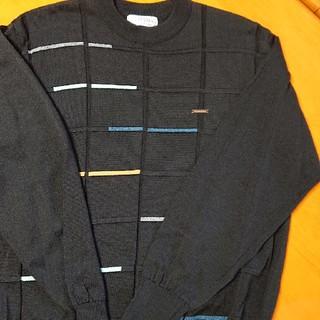 アルマーニ(Armani)のmen'sゴルフスポーツセーター(ニット/セーター)