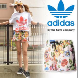 アディダス(adidas)のレアadidas farm アディダスオリジナルス ファーム ショートパンツ(ショートパンツ)