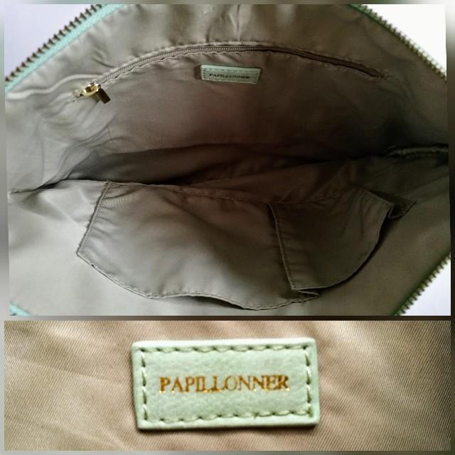 PAPILLONNER(パピヨネ)のパピヨネ PAPILLONNER クラッチバッグ ヒョウ柄 レディースのバッグ(クラッチバッグ)の商品写真