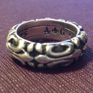 エーアンドジー(A&G)のA&G 💍リング(リング(指輪))