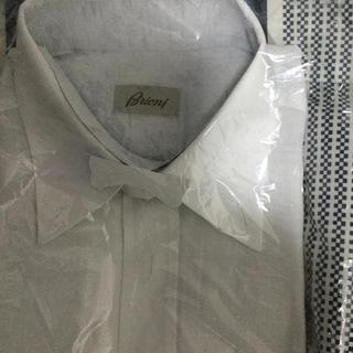 ブルネロクチネリ(BRUNELLO CUCINELLI)のブリオーニ半袖シャツ(シャツ)