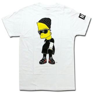 ネフ(Neff)のNEFF シンプソンズ コラボ Tシャツ(Tシャツ/カットソー(半袖/袖なし))