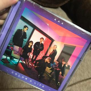 トリプルエー(AAA)のAAA ニューアルバム(ポップス/ロック(邦楽))