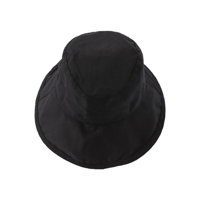 STYLENANDA(スタイルナンダ)のバケットハット 黒 レディースの帽子(ハット)の商品写真
