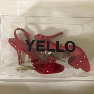 イエローブーツ(Yellow boots)の話題沸騰中YELLOサンダル(サンダル)