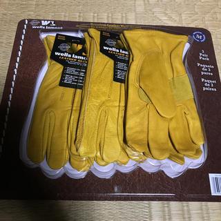 コストコ(コストコ)の新品 レザーグローブ  1ペア (手袋)