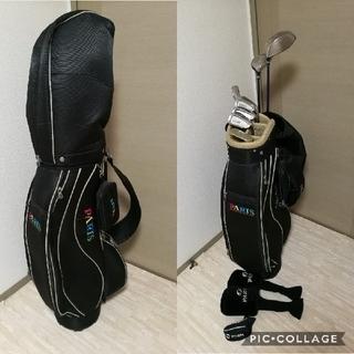 パリスゴルフ(Paris Golf)の専用             ゴルフクラブセット レディースハーフ(クラブ)