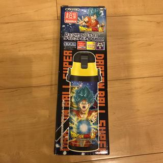 ドラゴンボール(ドラゴンボール)の新品未使用☆ドラゴンボールスーパーワンプッシュダイレクトボトル(水筒)