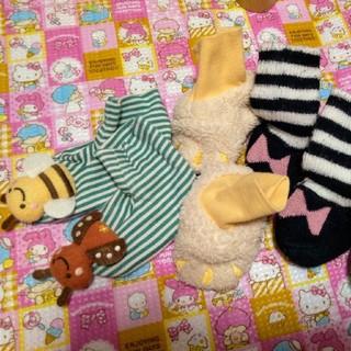 キッズズー(kid's zoo)の☆ベビー靴下(靴下/タイツ)