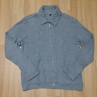 ムジルシリョウヒン(MUJI (無印良品))の無印良品 やわらか素材フルジップトレーナー(ニット/セーター)