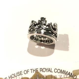 ロイヤルオーダー(ROYALORDER)のロイヤルオーダー リング 美品(リング(指輪))