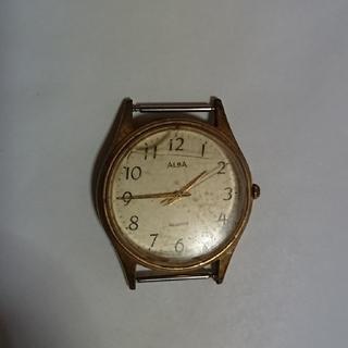 アルバ(ALBA)のALBA 時計 パーツ ジャンク(腕時計)