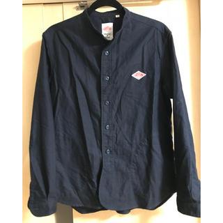 ダントン(DANTON)のダントン  オックスフォードバンドカラーシャツ  (シャツ)