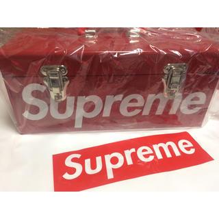シュプリーム(Supreme)の18AW Supreme Diamond Plate Tool Box(ケース/ボックス)