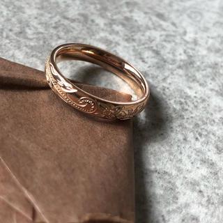 15号サイズ ハワイアンジュエリー(リング(指輪))