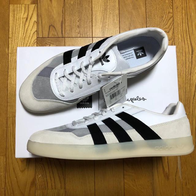 new concept 4c9ed b0831 adidas(アディダス)の28.5cm ADIDAS×Mark Gonzales ALOHA SUPER メンズの靴