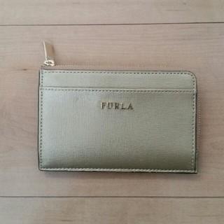 フルラ(Furla)の【美品】FURLAミニ財布(小銭カード入れ)(コインケース/小銭入れ)