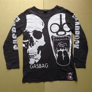 ガスバッグ(GASBAG)のGASBAG長袖Tシャツ9☆送料無料(Tシャツ/カットソー)