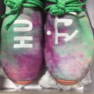 アディダス(adidas)のファレル・ウィリアムス アディダス オリジナルス ヒューマン レース(スニーカー)