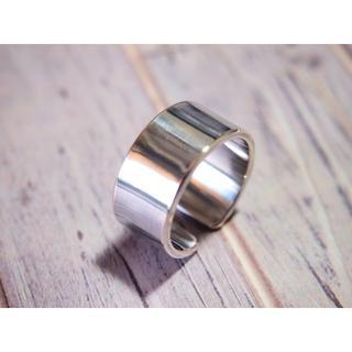 本格シルバーリング10【ミラー】(リング(指輪))