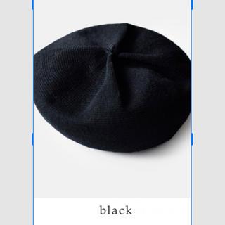 ネストローブ(nest Robe)のマチュアーハ リネンベレー帽(ハンチング/ベレー帽)