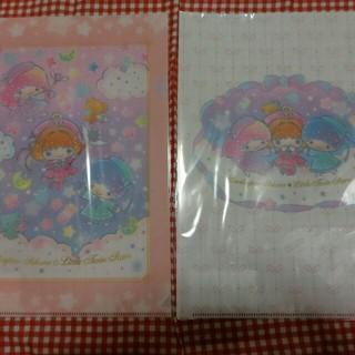 サンリオ - ☆カードキャプターさくら キキララ コラボ クリアファイル☆