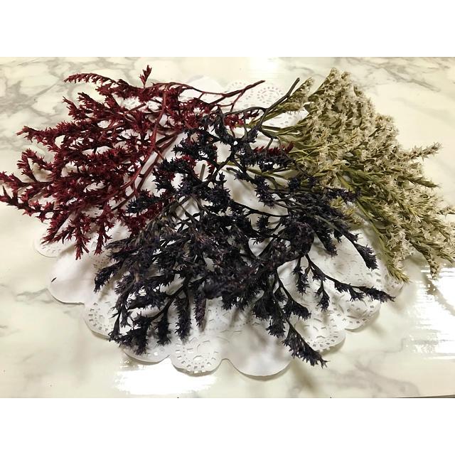 ハーバリウム花材♡タタリカ ハンドメイドのフラワー/ガーデン(ドライフラワー)の商品写真