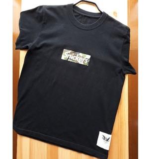 キネティックス(kinetics)のMARK MCNAIRY Tシャツ Ssize(Tシャツ/カットソー(半袖/袖なし))