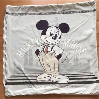 ディズニー(Disney)のミッキー クッションカバー(クッションカバー)