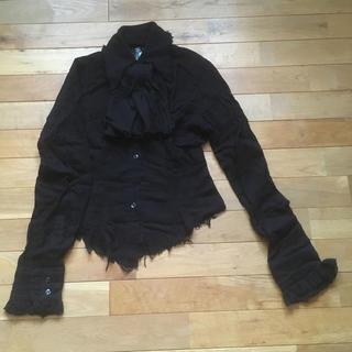 セクシーダイナマイト(SEXY DYNAMITE)のガーゼシャツ(シャツ/ブラウス(長袖/七分))
