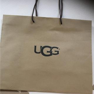アグ(UGG)のUGG ショップ袋(ショップ袋)