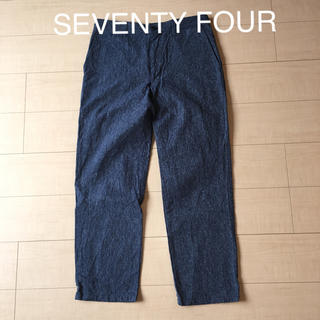 セブンティーフォー(SEVENTY FOUR)のSEVENTY FOUR「ENGINNER PANTS」(ワークパンツ/カーゴパンツ)