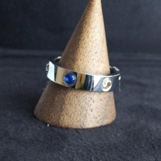 WGマルチカラーフルストーンタイプ 13号(リング(指輪))