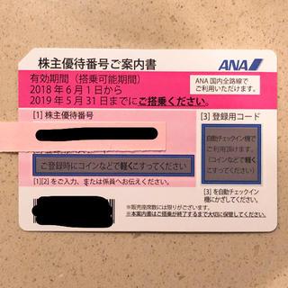 エーエヌエー(ゼンニッポンクウユ)(ANA(全日本空輸))のANA 株主優待 25枚(航空券)