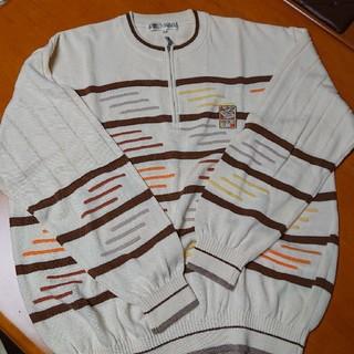 アンジェロガルバス(ANGELO GARBASUS)のmen's  ゴルフ  スポーツ(ニット/セーター)