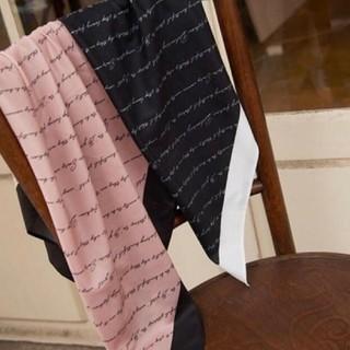 エイミーイストワール(eimy istoire)のレタリングスカーフ(バンダナ/スカーフ)