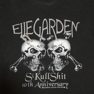 スカルシット(SKULL SHIT)の激レア★  エルレガーデン×スカルシット コラボ 10周年 Tシャツ(ミュージシャン)