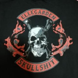 スカルシット(SKULL SHIT)の激レア★エルレガーデン×スカルシット コラボ Tシャツ サイズS黒 ブラック(ミュージシャン)