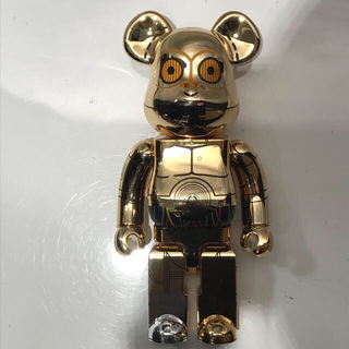 ベアブリック C-3PO 1000体限定 400%