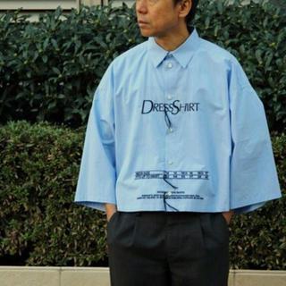 バレンシアガ(Balenciaga)の doublet ドレスシャツ サイズL(シャツ)