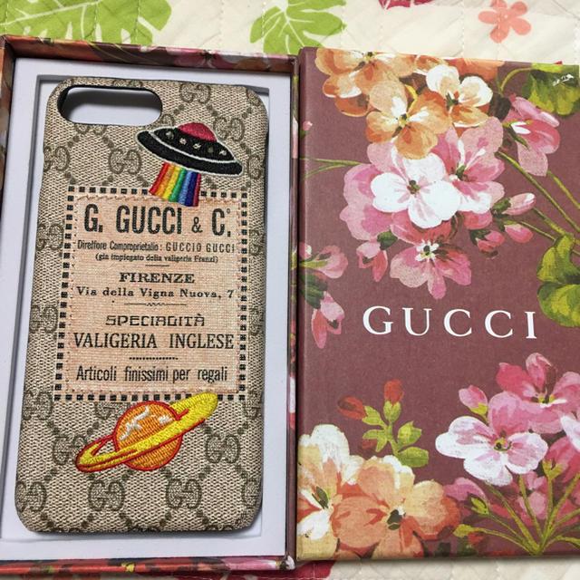 ケイトスペード iphone8plus カバー 激安 | Gucci - GUCCI♡iPhone plusケースの通販 by cochan♡'s shop       |グッチならラクマ